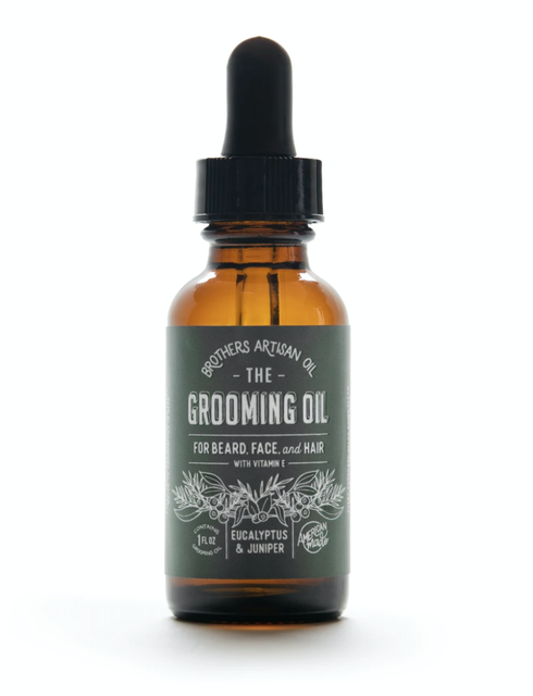 Brothers Artisan Oil The Grooming Oil 1