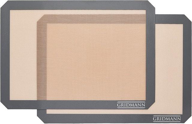 Gridmann Pro Silicone Baking Mat 1