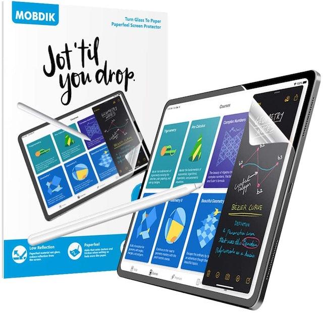 MOBDIK Paperfeel Screen Protector 1