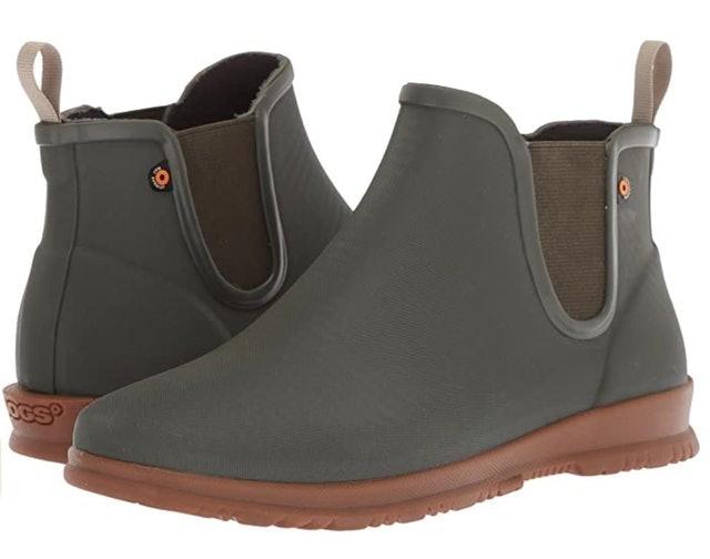 Bogs Women's Sweetpea Ankle Rubber Rain Boot 1