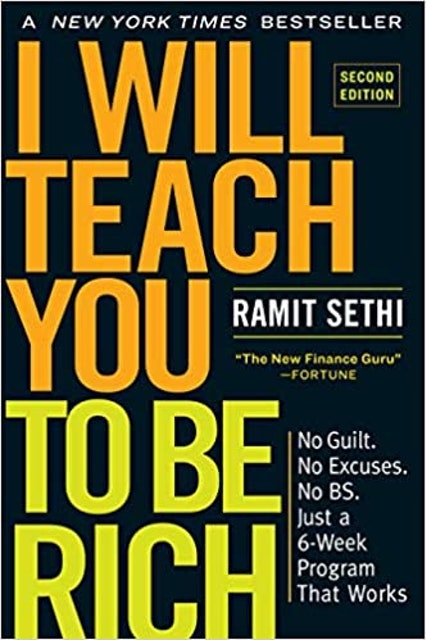 Ramit Sethi I Will Teach You to Be Rich 1