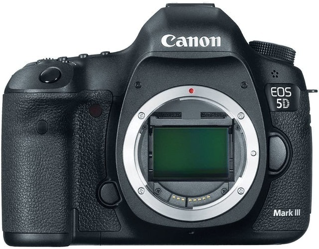 Canon EOS 5D Mark III 1