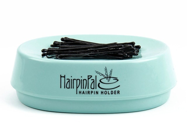 HairpinPal Bobby Pin and Hair Clip Magnetic Holder 1