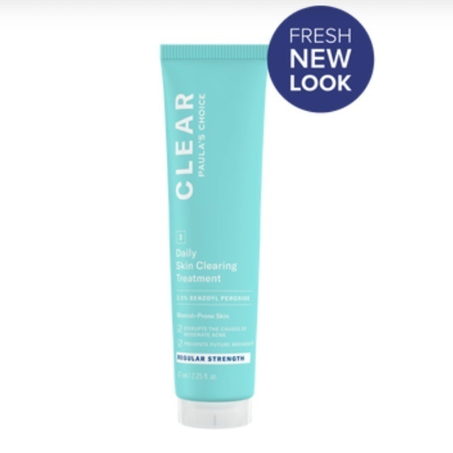 Paula's Choice Clear Daily Skin Clearing Treatment with 2.5% Benzoyl Peroxide 1