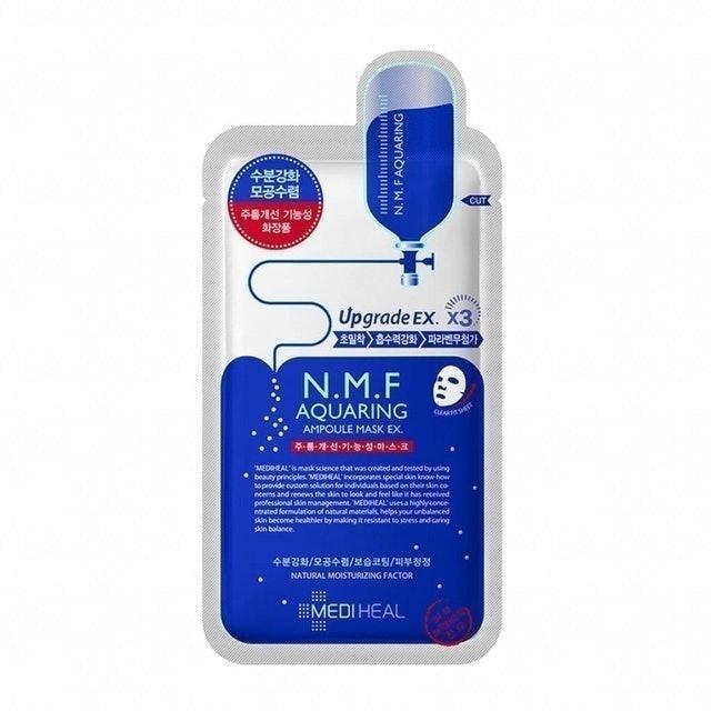 Mediheal NMF Aqua Ring Ampoule Mask 1