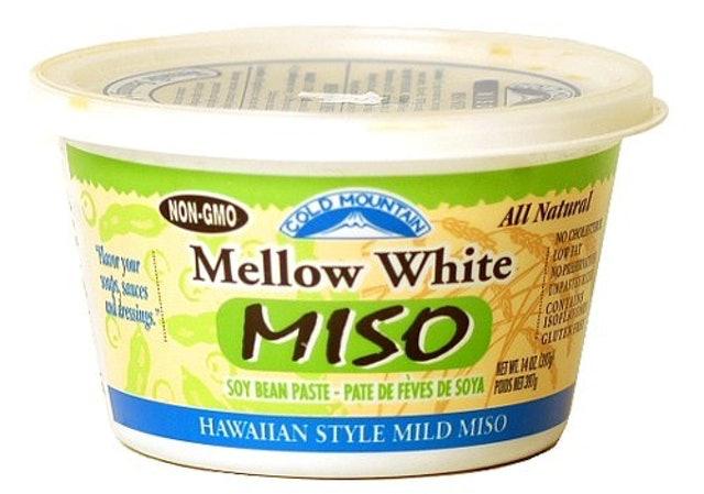 Cold Mountain Mellow White Miso 1