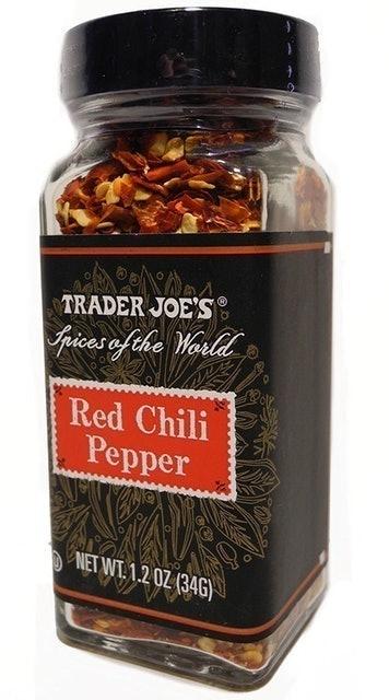 Trader Joe's Crushed Red Chili Pepper 1