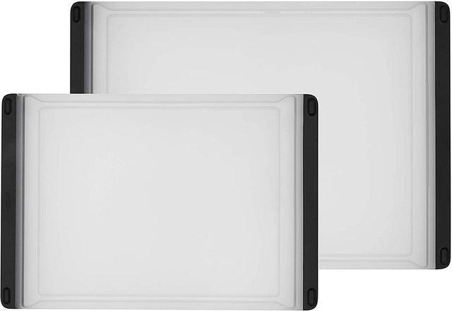 OXO Good Grips 2-Piece Cutting Board Set 1