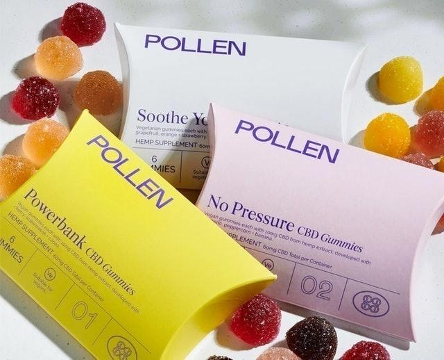 Pollen CBD Gummies Starter Kit 1