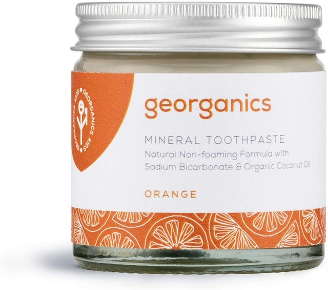 Georganics Organic Mineral-Rich Teeth Whitening Toothpaste 1