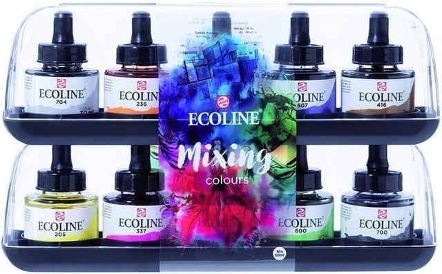 EcoLine Liquid Watercolor 1