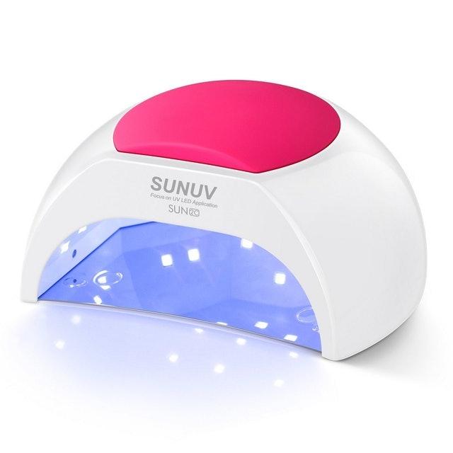 SUNUV Gel UV Nail Lamp 1