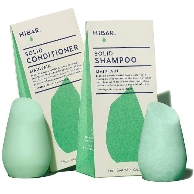 HiBAR Solid Shampoo & Conditioner Bars 1