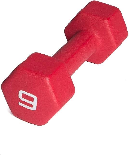 CAP Barbell Neoprene Coated Dumbbell Weight 1