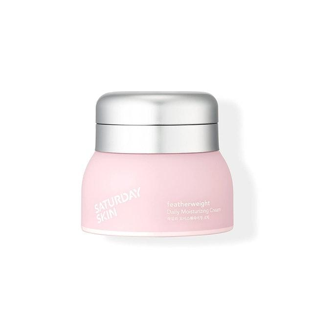 Saturday Skin Featherweight Daily Moisturizing Cream 1