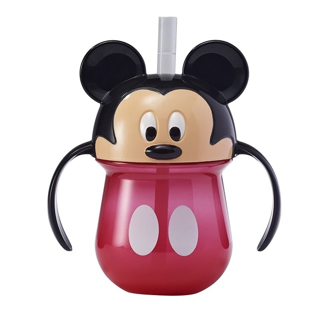 The First Years Mickey Baby Trainer Straw Cup 1