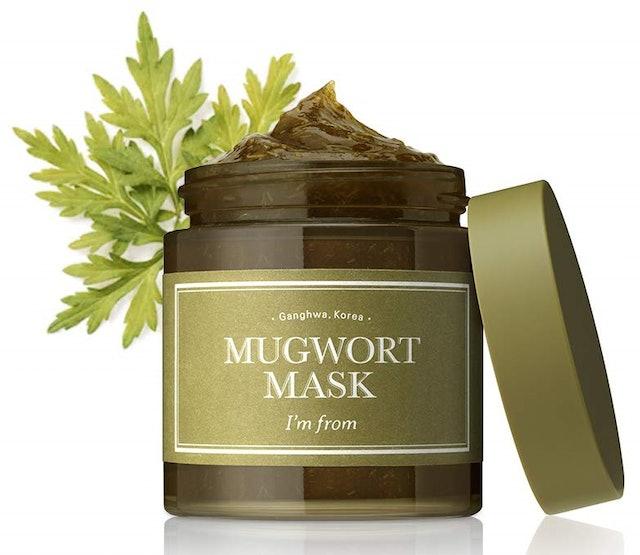 I'm From Mugwort Mask 1
