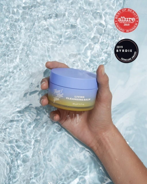 Then I Met You Living Cleansing Balm 1