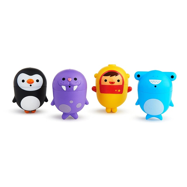 Munchkin CleanSqueeze Mold-Free Bath Squirts 1