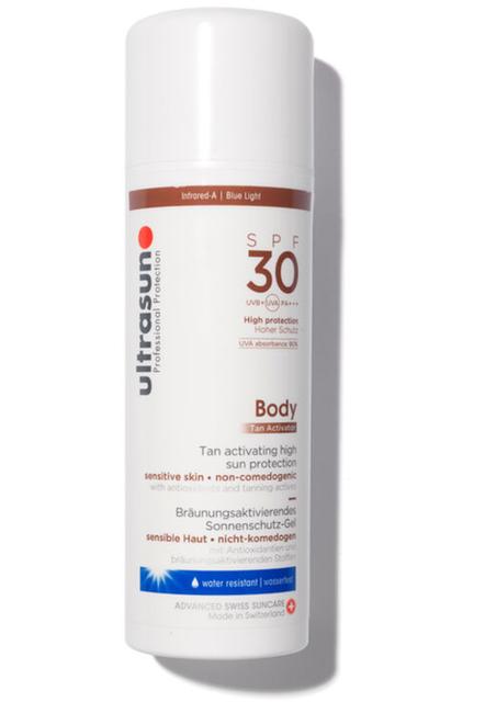 Ultrasun Body Tan Activator SPF 30 1