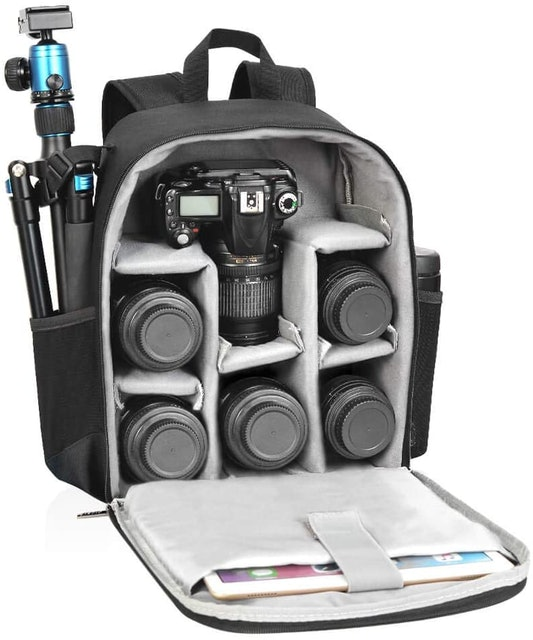 Caden Camera Backpack 1