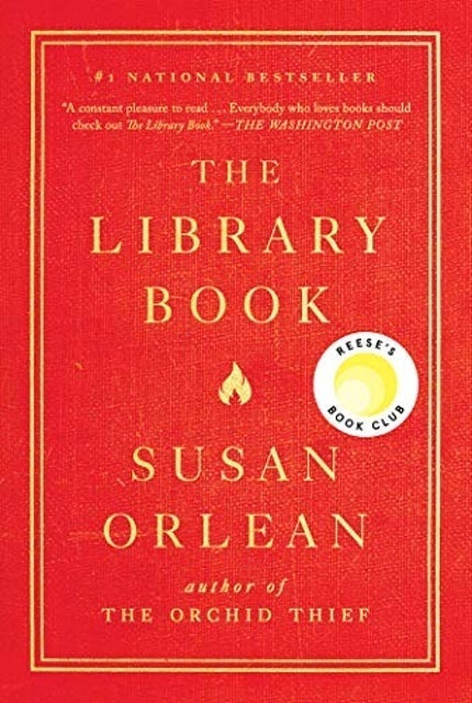 Susan Orlean  The Library Book 1
