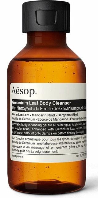 Aesop Geranium Leaf Body Cleanser 1