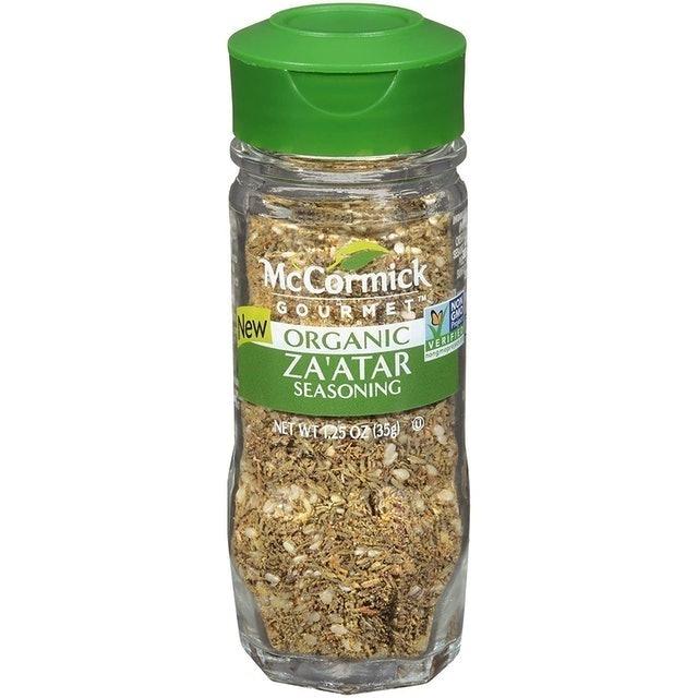 McCormick Gourmet Organic Za'atar 1