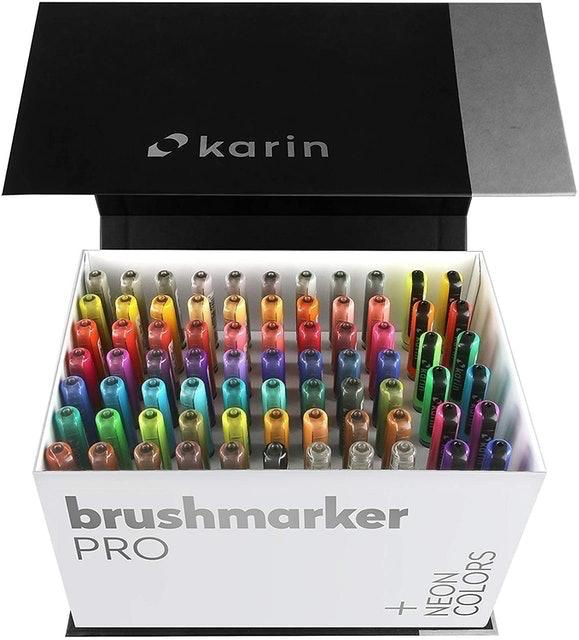 Karin Brushmarker PRO Mega Box 1