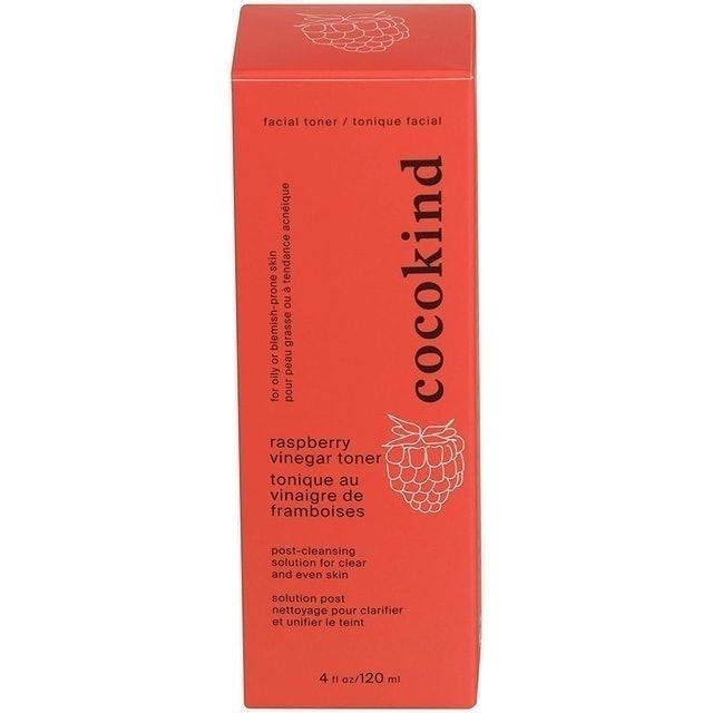Cocokind Facial Toner Raspberry Vinegar 1