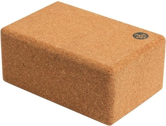 Manduka Cork Yoga Block 1