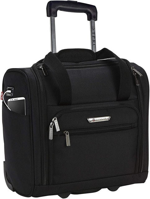 """TPRC 15"""" Smart Under Seat Carry-On Luggage 1"""