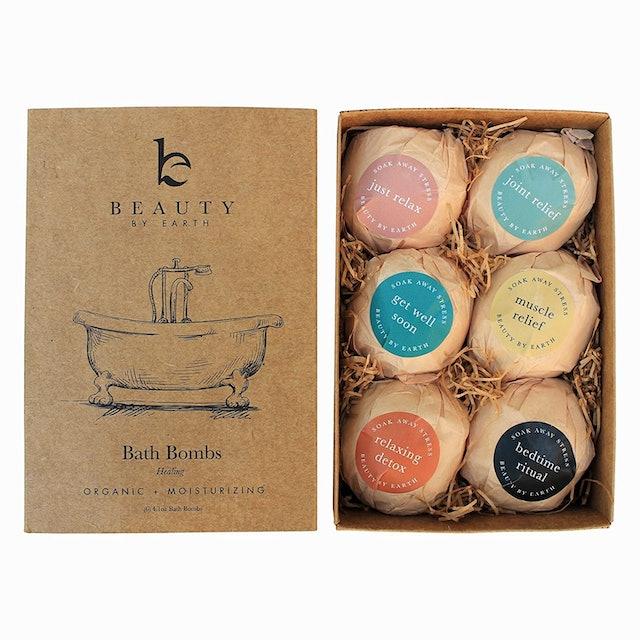 Beauty by Earth Bath Bombs 1