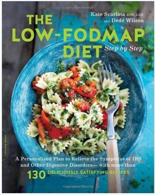 Kate Scarlata, Dede Wilson The Low-FODMAP Diet Step by Step 1