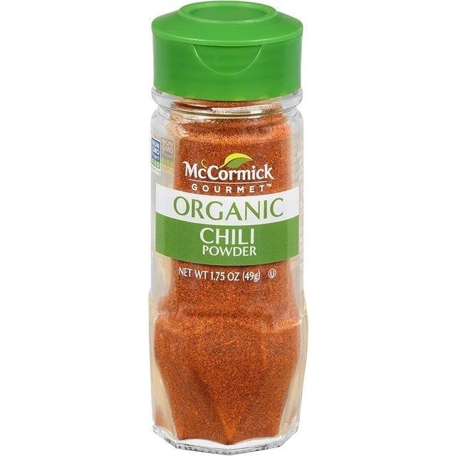 McCormick Gourmet Organic Chili Powder 1