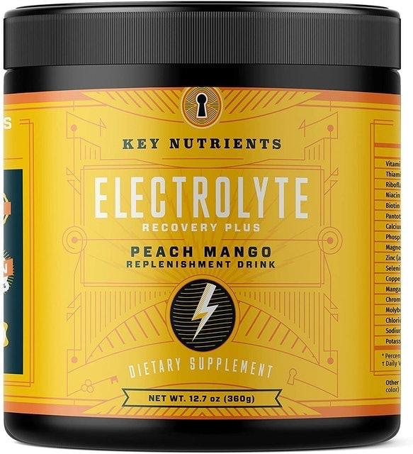 Key Nutrients Electrolyte Powder Hydration Supplement 1