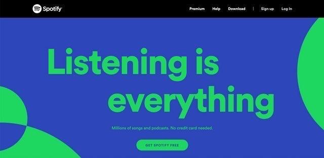 Spotify Individual Subscription 1