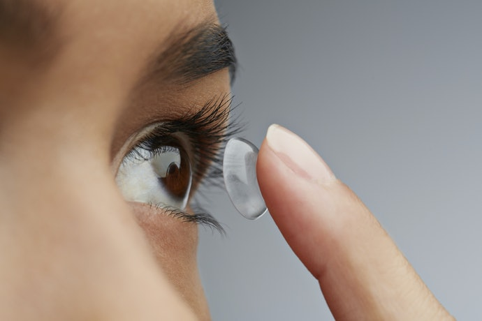 Soft Contact Lenses Need Drops That Can Clean Build-up Inside the Eyes