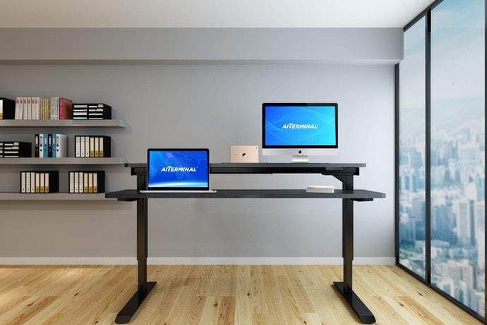 Organize Your Desk With Extra Features