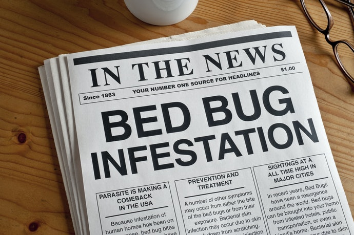 It Defends against Bed Bugs