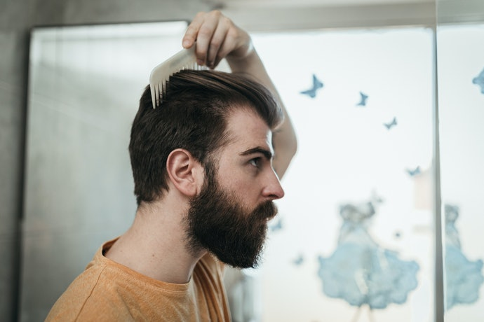Matte Pomades are Great for Casual Looks