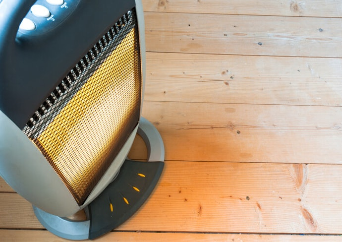 Radiant Heat is Compact and Great for a Single Pair of Toes, but May Be Dangerous
