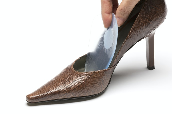 Partial Shoe Inserts for Specific Issues
