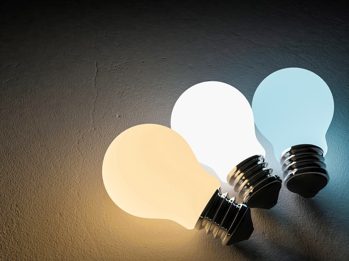 Think About Your Lighting Needs When Considering Brightness and Color