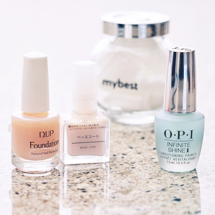 No Nail Worries? Then You Don't Need Anything Special
