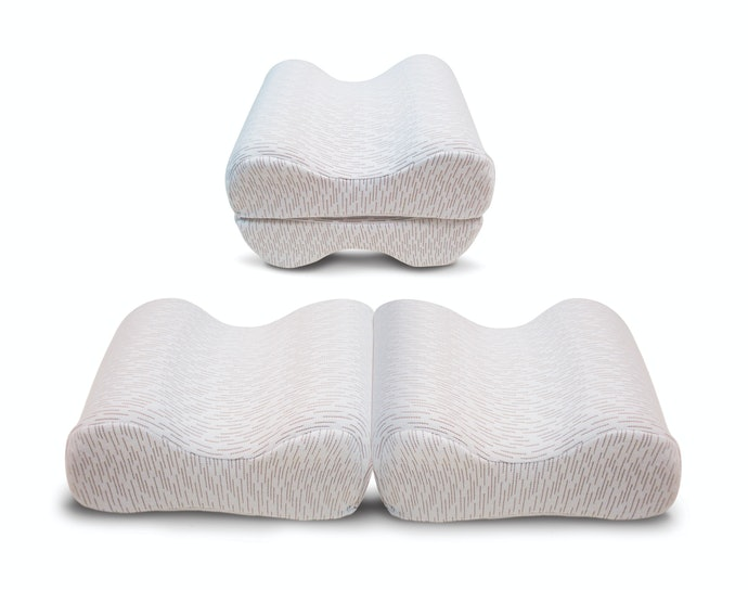 Contoured Pillows Help With Orthopedic Support