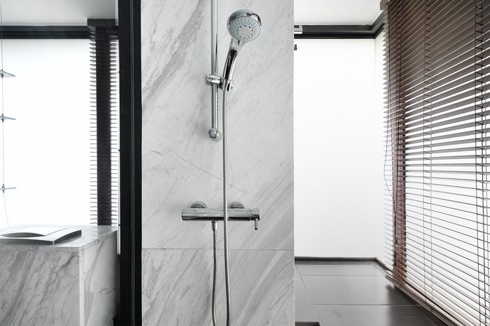 Pick From a Fixed, Handheld, or Versatile Shower Head