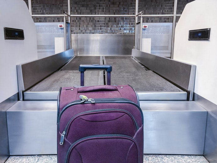 Confirm That the Cubes Don't Put You Over the Baggage Weight Limit
