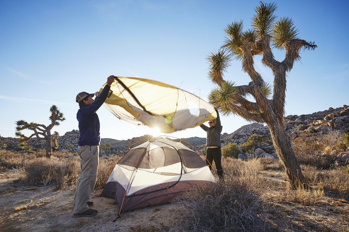 Select a Tarp That's Useful and Easy to Set Up