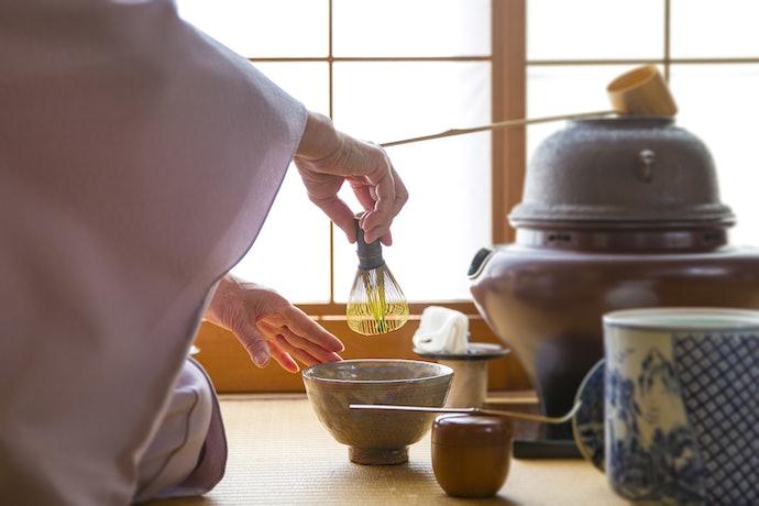 The Tea Ceremony is an Art Form